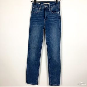 Levi's | 724 High Rise Straight Jeans